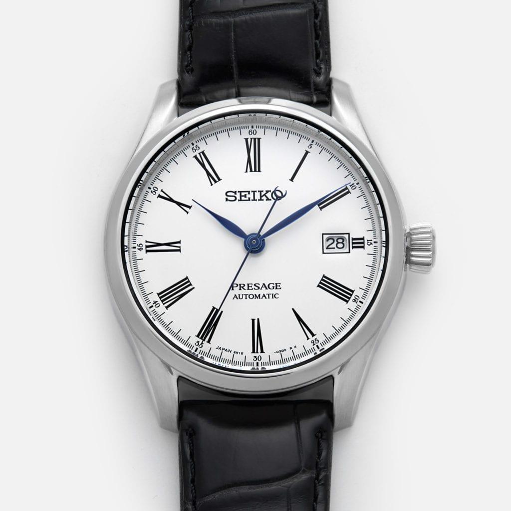 Seiko Presage wristwatch