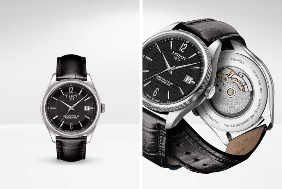 Tissot Ballade wristwatch